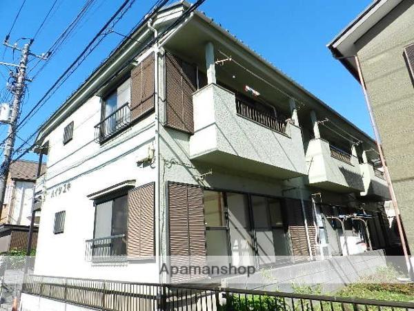千葉県浦安市、新浦安駅徒歩18分の築31年 2階建の賃貸アパート