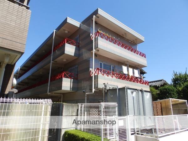 千葉県浦安市、浦安駅徒歩5分の築27年 3階建の賃貸マンション