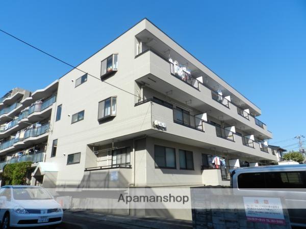 千葉県浦安市、舞浜駅徒歩21分の築23年 3階建の賃貸マンション