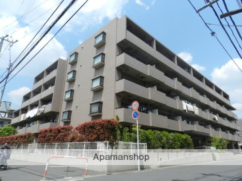 千葉県浦安市、新浦安駅徒歩30分の築21年 5階建の賃貸マンション