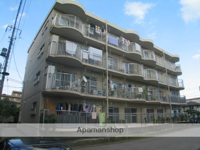 千葉県浦安市、浦安駅徒歩3分の築31年 4階建の賃貸マンション