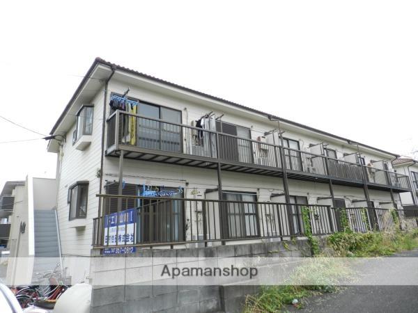 千葉県浦安市、浦安駅徒歩22分の築31年 2階建の賃貸アパート