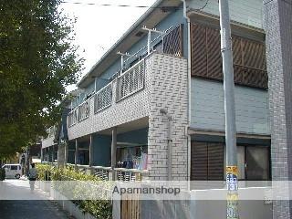 千葉県浦安市、浦安駅徒歩10分の築27年 2階建の賃貸アパート