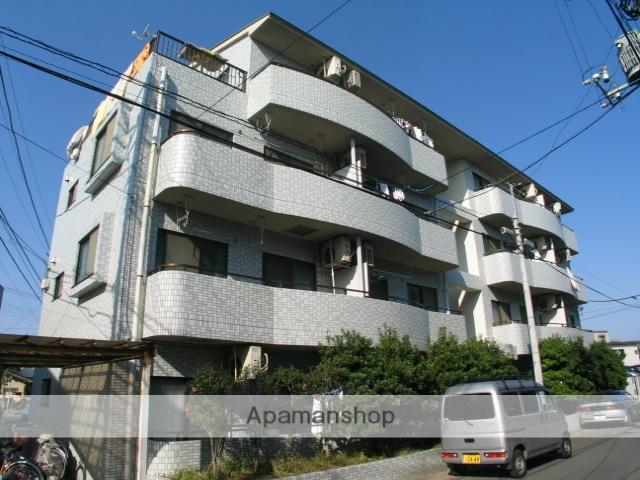 千葉県浦安市、浦安駅徒歩8分の築20年 4階建の賃貸マンション