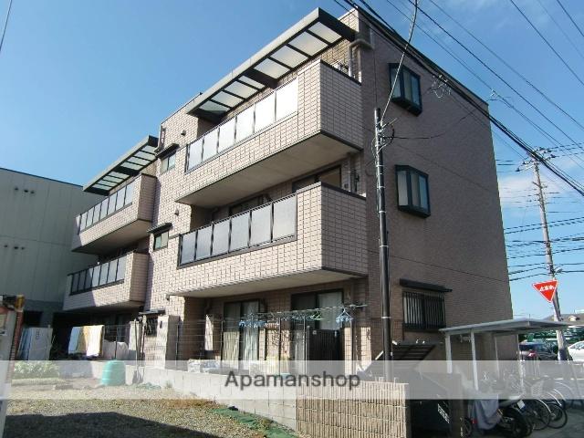 千葉県市川市、妙典駅徒歩10分の築15年 3階建の賃貸マンション