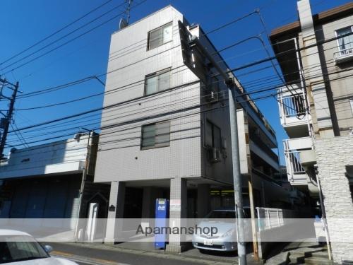 千葉県市川市、南行徳駅徒歩15分の築27年 4階建の賃貸マンション