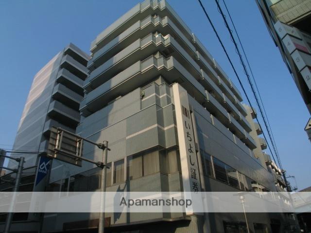 千葉県浦安市、浦安駅徒歩1分の築27年 7階建の賃貸マンション