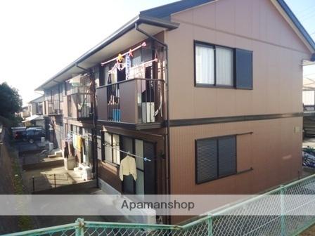 千葉県市原市、鎌取駅千葉中央バスバス10分パークシティちはら台下車後徒歩4分の築21年 2階建の賃貸アパート