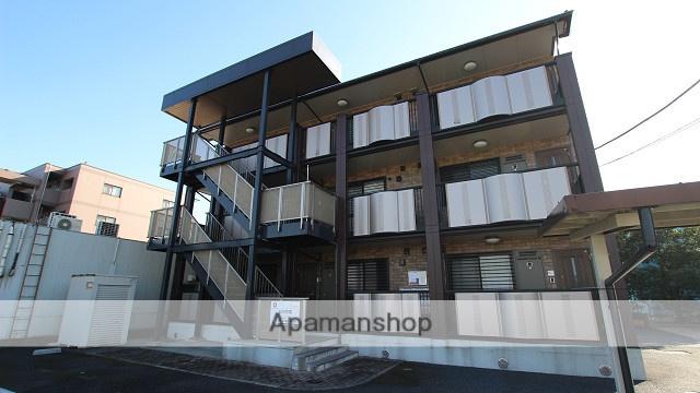 千葉県千葉市中央区、浜野駅徒歩8分の築13年 3階建の賃貸アパート