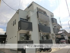 千葉県千葉市中央区、浜野駅徒歩4分の築3年 3階建の賃貸アパート