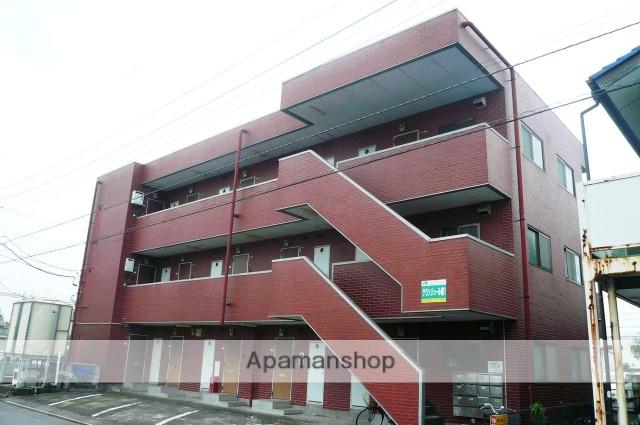 千葉県市原市、五井駅徒歩10分の築29年 3階建の賃貸マンション