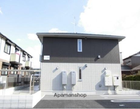 千葉県千葉市中央区、浜野駅徒歩6分の築1年 2階建の賃貸アパート