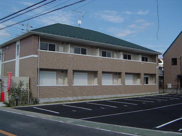千葉県千葉市中央区、浜野駅徒歩7分の築11年 2階建の賃貸アパート