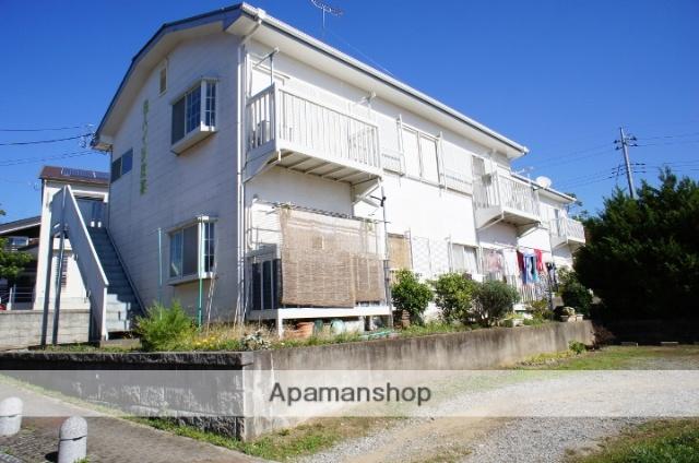 千葉県千葉市緑区、土気駅徒歩10分の築26年 2階建の賃貸アパート