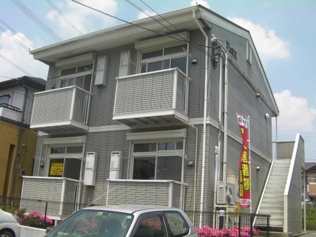 千葉県千葉市緑区、おゆみ野駅徒歩14分の築20年 2階建の賃貸アパート