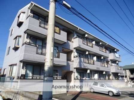 千葉県印旛郡酒々井町、大網駅徒歩10分の築23年 3階建の賃貸アパート