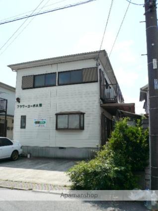 千葉県市原市、八幡宿駅徒歩26分の築29年 2階建の賃貸テラスハウス