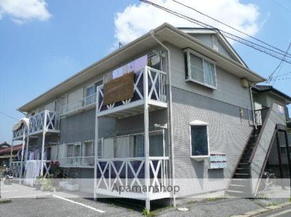 千葉県市原市、八幡宿駅徒歩17分の築24年 2階建の賃貸アパート