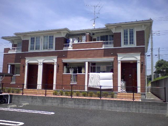 千葉県市原市、ちはら台駅徒歩8分の築11年 2階建の賃貸アパート