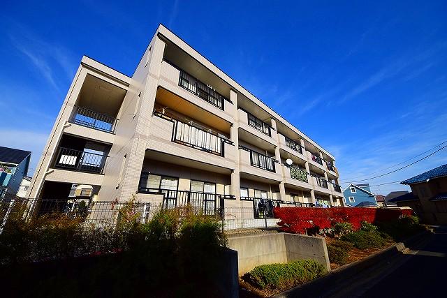 千葉県千葉市緑区、誉田駅徒歩18分の築21年 3階建の賃貸マンション