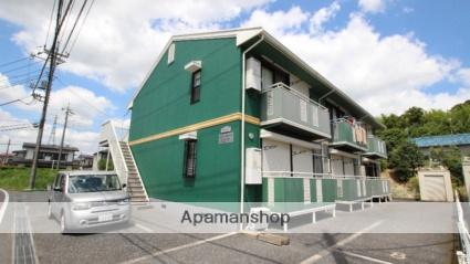 千葉県茂原市、茂原駅徒歩18分の築27年 2階建の賃貸アパート