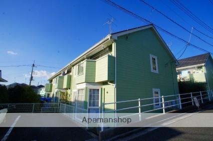 千葉県千葉市緑区、誉田駅徒歩20分の築19年 2階建の賃貸アパート
