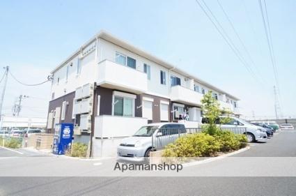 千葉県市原市、八幡宿駅徒歩13分の築5年 2階建の賃貸アパート