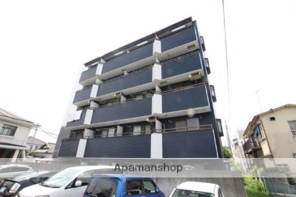千葉県茂原市、茂原駅徒歩6分の築26年 5階建の賃貸マンション