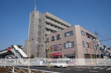 千葉県市原市、五井駅徒歩1分の築20年 7階建の賃貸マンション