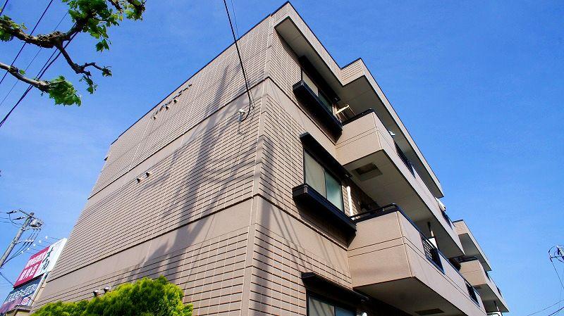 千葉県千葉市緑区、鎌取駅徒歩7分の築23年 3階建の賃貸マンション