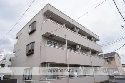千葉県市原市、五井駅徒歩13分の築24年 3階建の賃貸マンション
