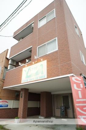 千葉県茂原市、茂原駅徒歩7分の築15年 3階建の賃貸マンション