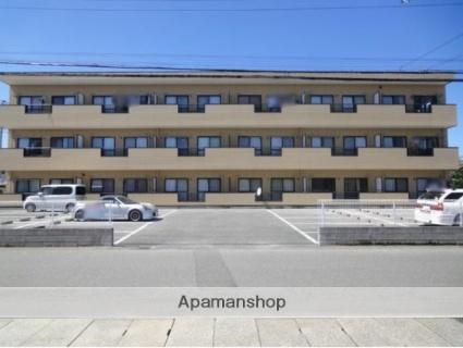 千葉県茂原市、茂原駅徒歩40分の築19年 3階建の賃貸アパート