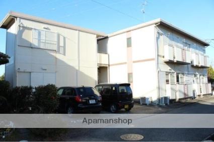 千葉県茂原市、茂原駅徒歩22分の築33年 2階建の賃貸アパート