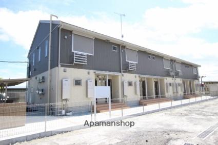 千葉県茂原市、茂原駅バス7分長谷下車後徒歩5分の新築 2階建の賃貸アパート