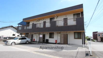 千葉県茂原市、茂原駅徒歩11分の築26年 2階建の賃貸マンション