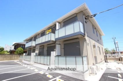 千葉県茂原市、茂原駅徒歩7分の新築 2階建の賃貸アパート