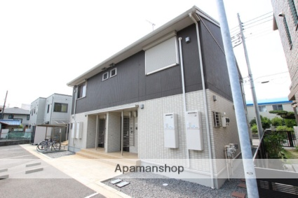千葉県茂原市、茂原駅徒歩6分の築4年 2階建の賃貸アパート