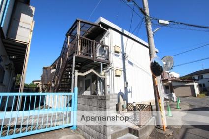 千葉県茂原市、茂原駅徒歩23分の築41年 2階建の賃貸アパート