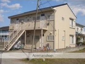 千葉県大網白里市、大網駅徒歩10分の築30年 2階建の賃貸アパート