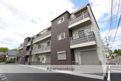 千葉県茂原市、新茂原駅徒歩13分の新築 3階建の賃貸マンション