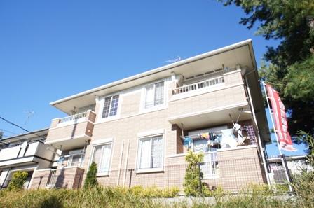 千葉県千葉市緑区、誉田駅徒歩20分の築7年 2階建の賃貸アパート