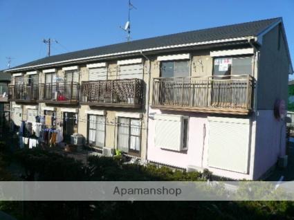 千葉県市原市、五井駅徒歩19分の築24年 2階建の賃貸アパート