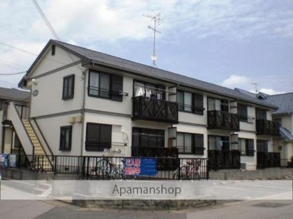 千葉県大網白里市、大網駅徒歩20分の築24年 2階建の賃貸アパート