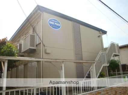 千葉県市原市、五井駅バス12分白金橋下車後徒歩2分の築29年 2階建の賃貸アパート
