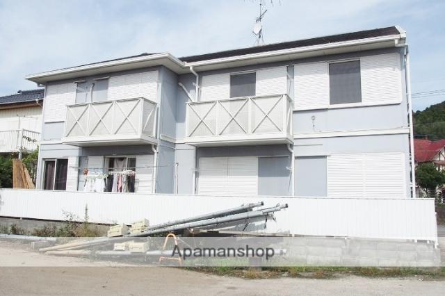 千葉県東金市、東金駅徒歩20分の築22年 2階建の賃貸アパート