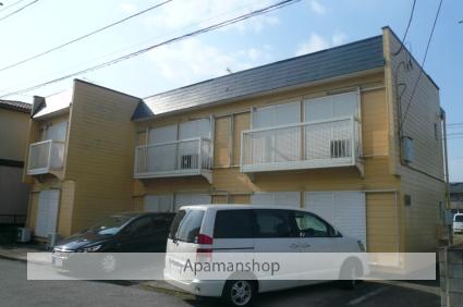 千葉県市原市、八幡宿駅徒歩13分の築31年 2階建の賃貸アパート