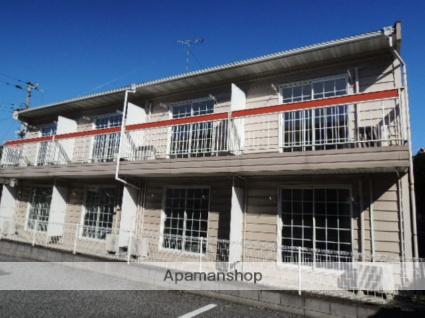 千葉県市原市、八幡宿駅徒歩22分の築21年 2階建の賃貸アパート