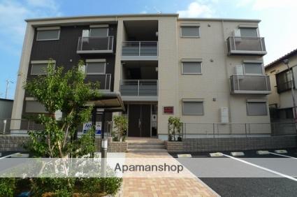 千葉県茂原市、茂原駅徒歩11分の築2年 3階建の賃貸マンション