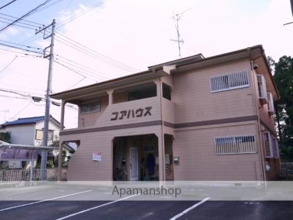千葉県茂原市、新茂原駅徒歩10分の築28年 2階建の賃貸アパート